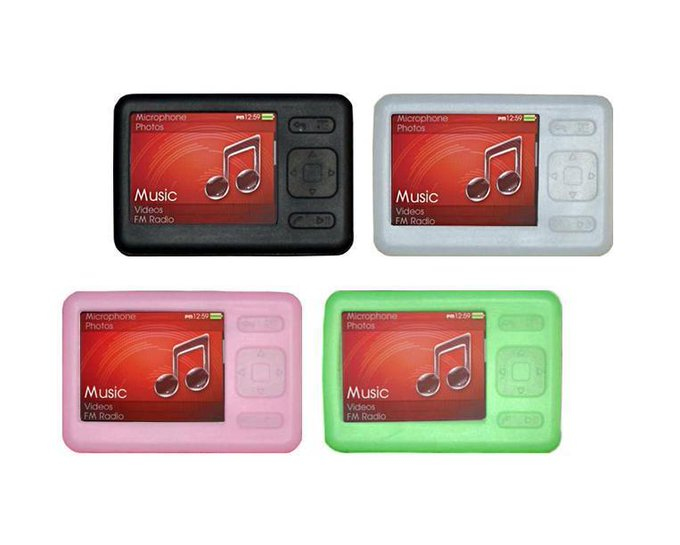 #free #music #win #style #follow #giveaway #mp3 for Creative Zen MP3 Player 4GB 8GB 16GB Soft Silicone Rubber Skin Cover Case #rt