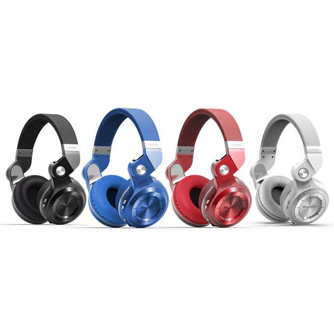 #fashion #headphones #free #style #giveaway #np Bluedio Turbine T2S Bluetooth 4.1 Headsets Wireless Stereo Headphones, Mic/Bass #rt