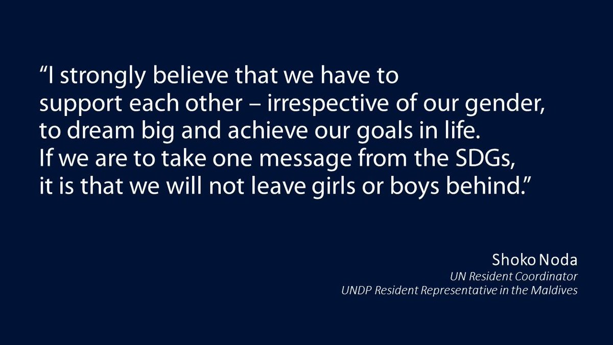 test Twitter Media - From 'Reaching Beyond the Glass Ceiling'. A good read  by @shokonoda @UNDP #womensday2017 https://t.co/zcbl1OlWcU https://t.co/jd1rlt2Acs