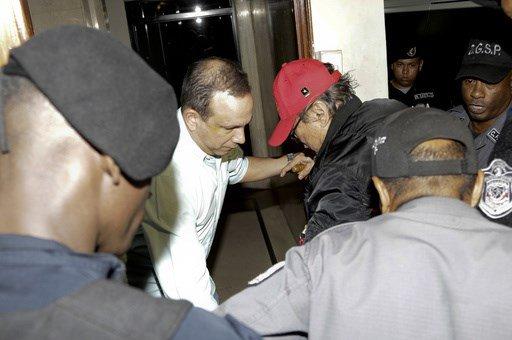 Ex-Panama dictator Noriega is critical after brain surgeries - FOX5 Vegas - KVVU