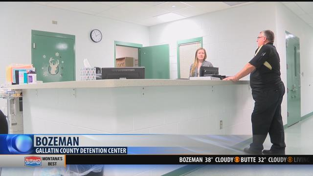 County takes over medical care at Gallatin County Detention Center