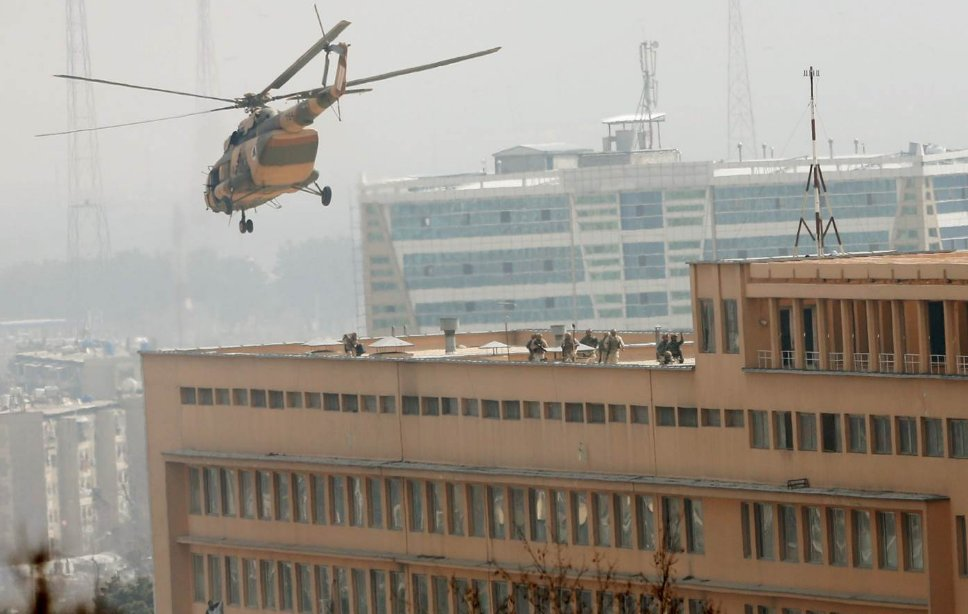 The Taliban has denied responsibility for the military hospital attack in Kabul