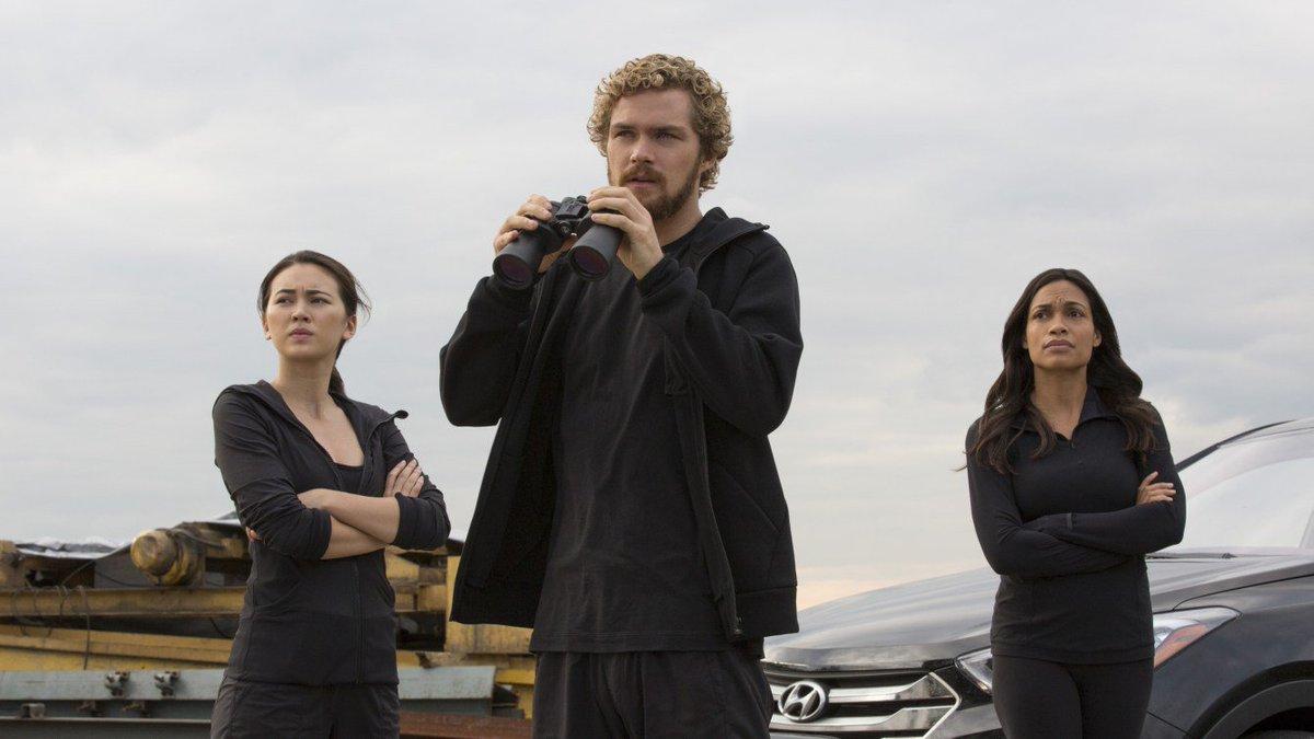 TV Review: 'Marvel's IronFist' on @Netflix