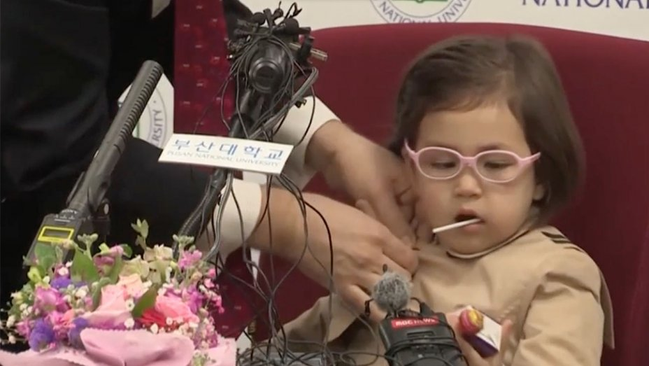 Watch: Viral BBC interview kid steals the show at a press conference