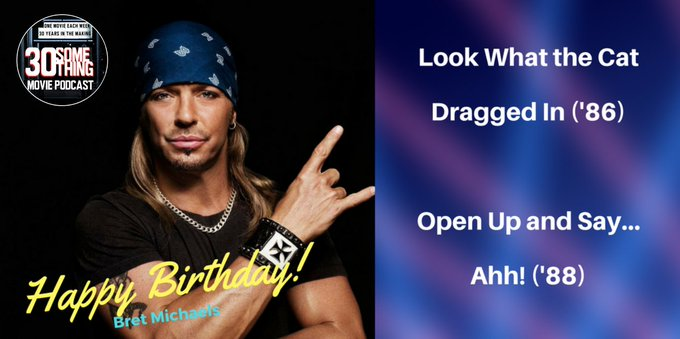 Happy Birthday, Bret Michaels!