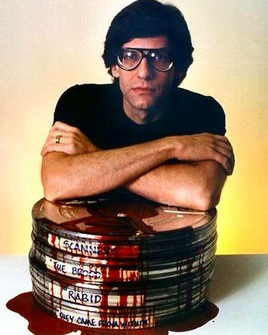 Happy Birthday David Cronenberg!!! You\re awesome!!!!!