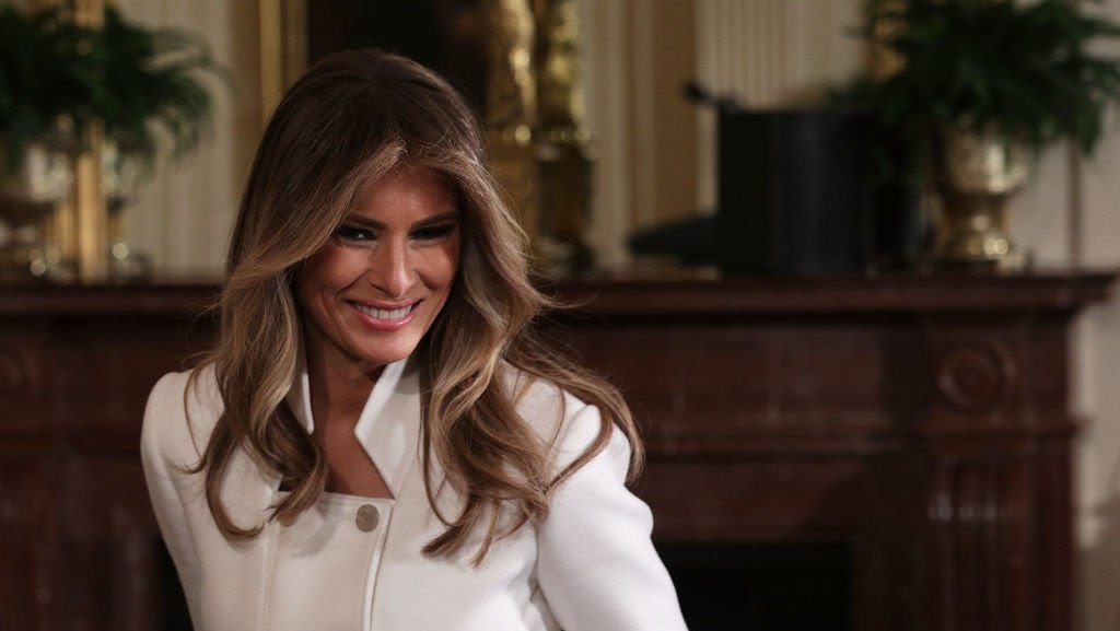 Melania Trump honored with 'First Lady'-branded wines