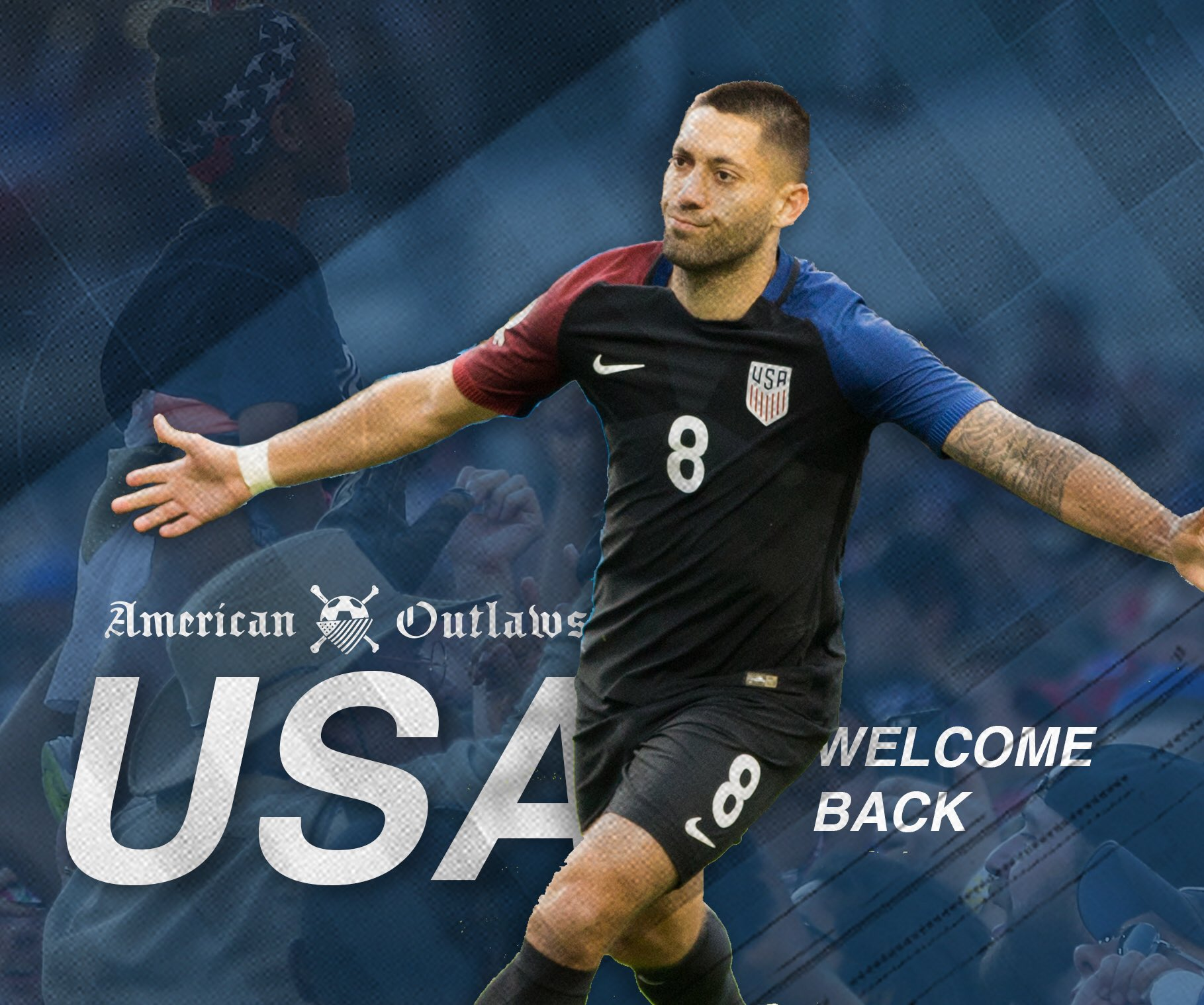 Oh and glad to have you back @clint_dempsey https://t.co/gi5L8bytFP