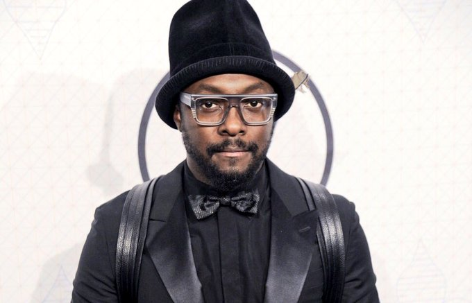 Happy Birthday to the one and only Will I. Am.