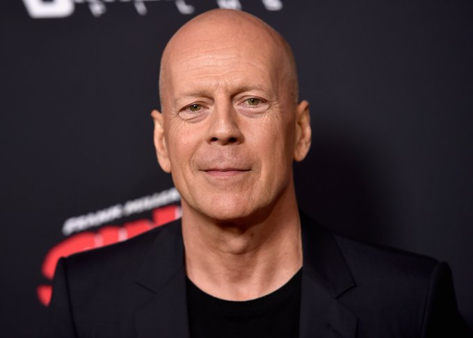 Happy 62nd birthday Bruce Willis! What\s your favorite movie that he\s starred in?