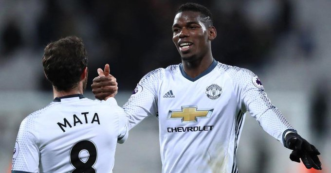 Juan Mata wishes Paul Pogba a happy birthday in the most amazing way