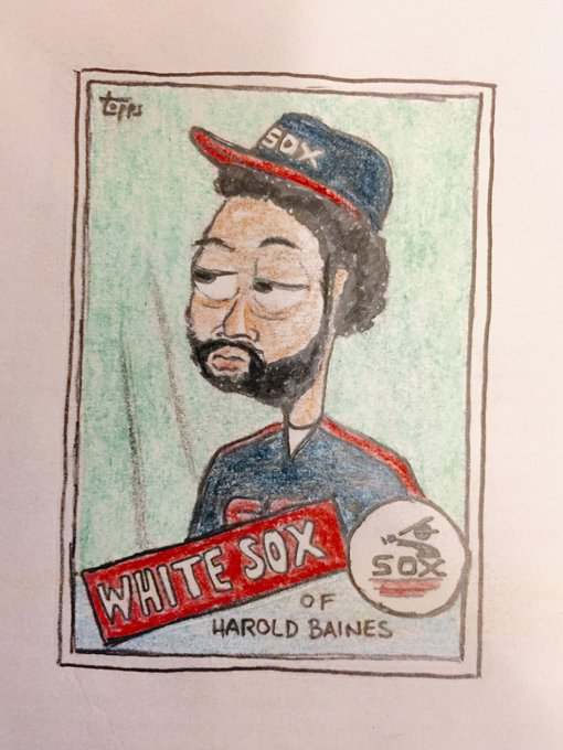 Wishing a very happy 58th birthday to Harold Baines!
