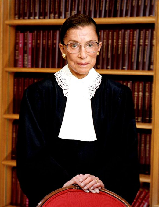 "Happy 84th Birthday Ruth Bader Ginsburg! aka, ""SCOTUS\"""