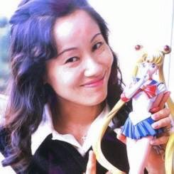 Happy 50th birthday to Naoko Takeuchi...