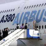 Airbus pushes France into record trade deficit