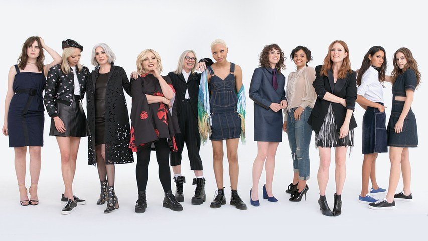 RT @CelebIntelUSA: Debbie Harry & @KierseyClemons join other @LOrealParisUSA Ambassadors https://t.co/c4WWmwbxGK https://t.co/16P1wAeVi5