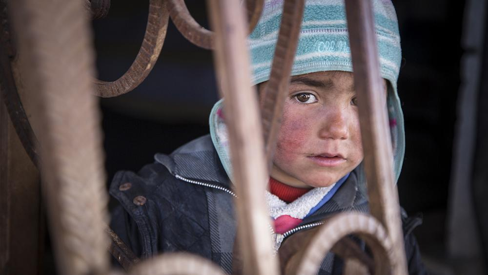 Self-harm, drugs, suicide: the future of Syria's children?