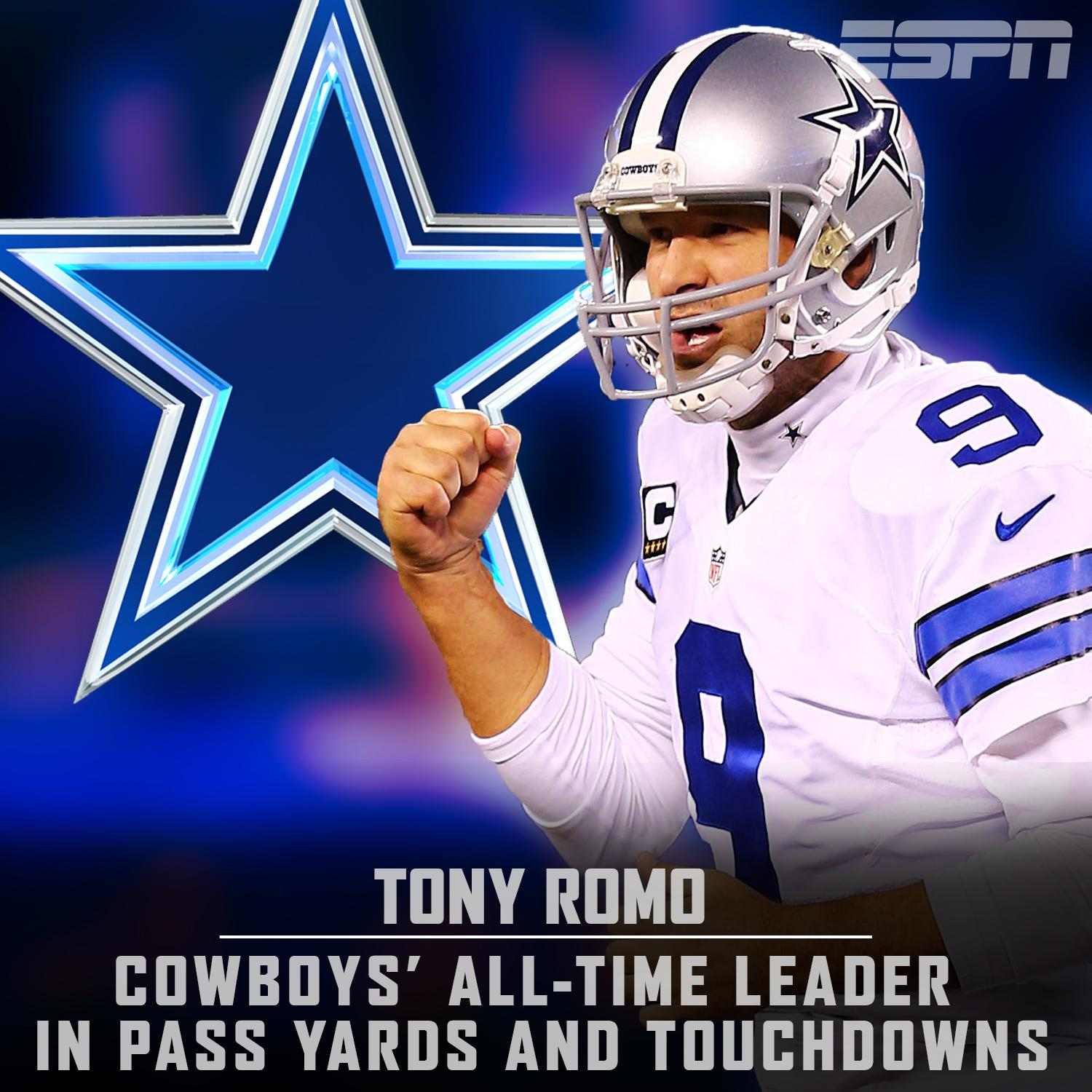 The Tony Romo era will officially be coming to an end in Dallas, but it was good one. https://t.co/bxuu1zzrAH