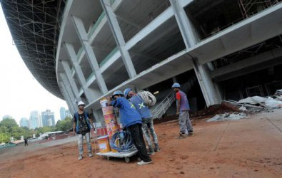 ASIAN GAMES: Indonesia shrugs off organisation woes