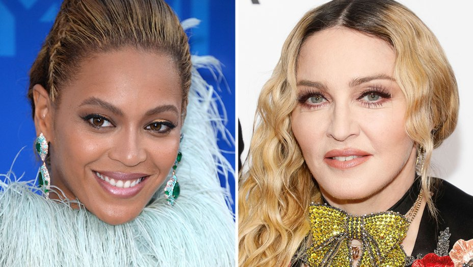 .@Beyonce, @Madonna, @Coldplay and more sign a letter in support of