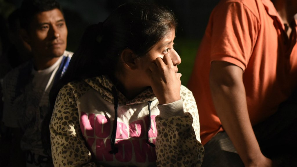 At least 19 dead as fire tears through Guatemala home for abused teens