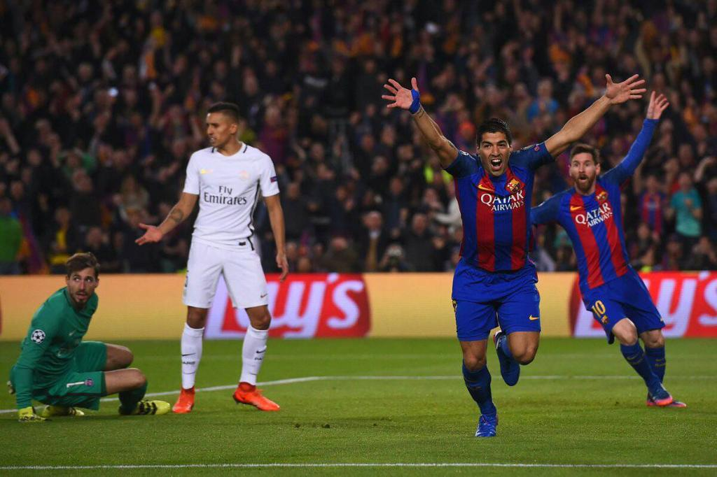 RT @TheSunFootball: Barcelona complete the greatest Champions League comeback of all time https://t.co/upLwggOQ6S https://t.co/i2oVHfmhP8