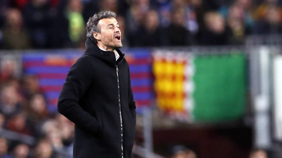 "�� Luis Enrique: ""We remain alive in all competitions, our objective is to win them all': https://t.co/zVah7q8sFK https://t.co/JfyVs2xK8h"