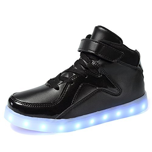 #free #shoes #running #style #giveaway CIOR High Top Led Sneakers Light Up Flashing Shoes For Kids Boy and Girl(Toddler/Little Kid/Big Kid),112,01,36 #rt