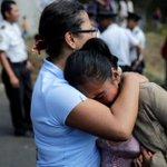 Guatemala mourns after children's home fire kills 21 girls
