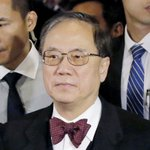 Jailed former Hong Kong leader Donald Tsang to appeal conviction for misconduct