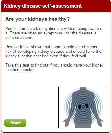 Today is #WorldKidneyDay -  are your kidneys healthy? Take a self-assessment to find out: https://t.co/c9BO60sUDc