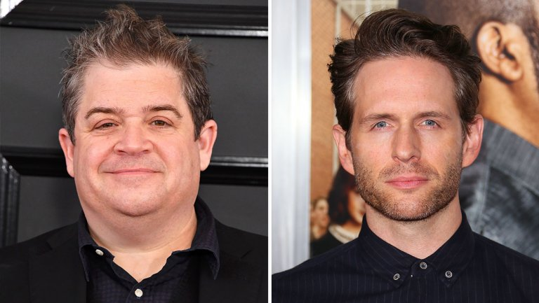 Patton Oswalt, Glenn Howerton to star in Seth Meyers-Lorne Michaels NBC pilot