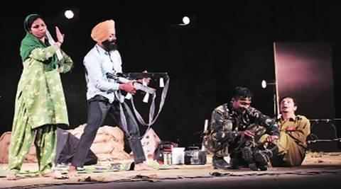 Ludhiana: Play on India-Pakistan bond sends strong message ofpeace