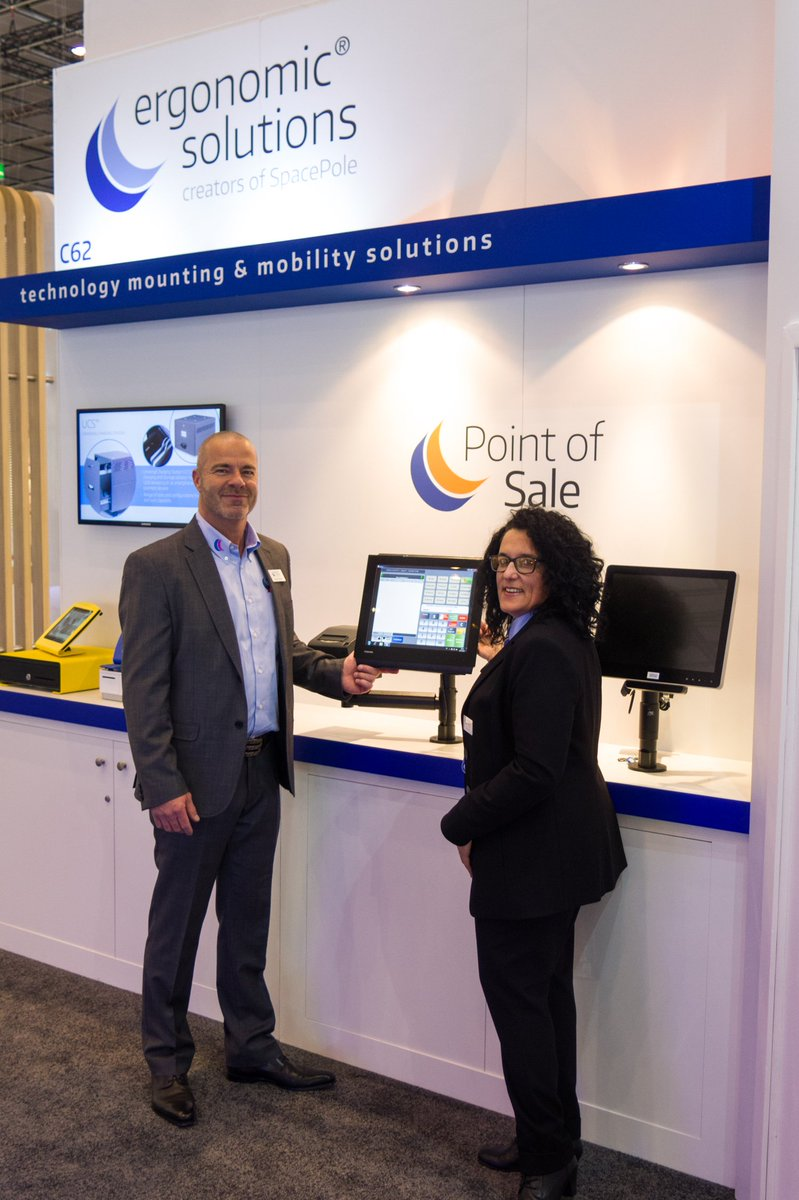 test Twitter Media - RT @toshibagcs: Stop by to learn how partner @Ergonomic_Sols works with Toshiba POS hardware @EuroShop https://t.co/jhMhtBijd9