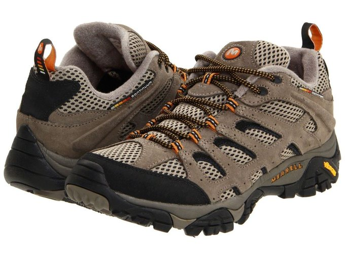 #fashion #style #giveaway Merrell Mens Shoes Moab Ventilator Walnut J86595 Medium (D, M) Wide (W, E) #rt