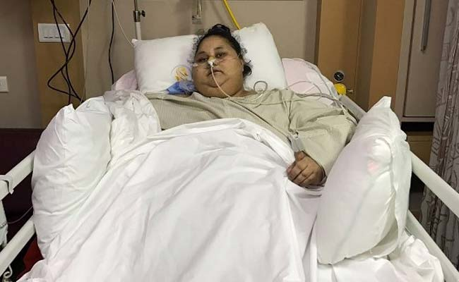 Mumbai Surgery On World's Heaviest Woman Is Successful, Say Doctors