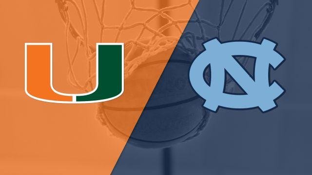 Canes. Heels.   The ACC Tournament is rolling live on ESPN and here: https://t.co/qciaVjxNoT https://t.co/lTBQJRaXBI