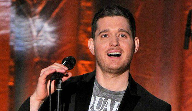 Michael Bublé withdraws from hosting the 2017 Juno Awards amid his son Noah's cancer battle: