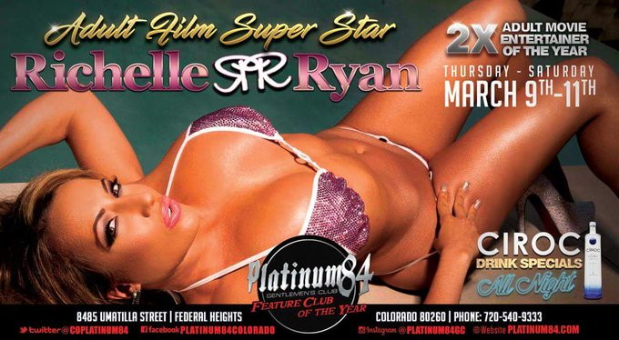 RT if your coming out this weekend to see my sweet booty in #Denver ONLY at @COplatnium84   !st show
