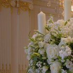 Inside the lavish £100,000 wedding where the bride is wooed with wads of cash