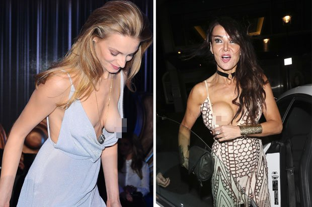 The Worst Celeb Nip Slips Caught On Camera Https T Co