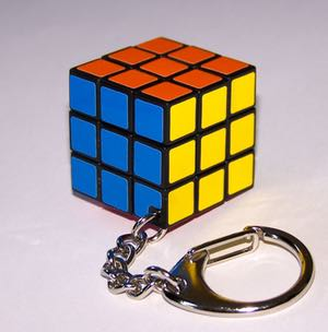 Free Rubix Cube Keyring - free freebies freestuff latestfreestuff