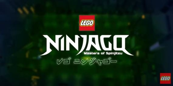 【レゴ春】レゴニンジャゴー アニメ放送復活記念として過去に放送した「ゴーストニンジャ編」を一挙10話、2週間限定で公開し