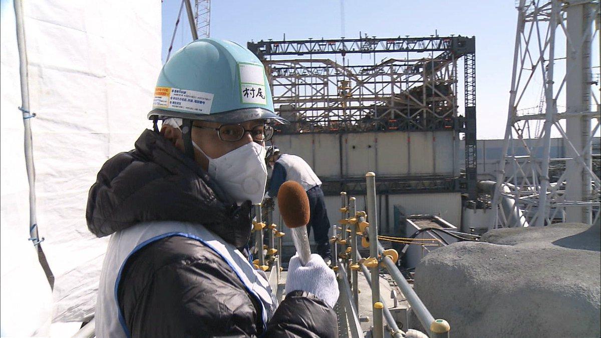 """東日本大震災から6年。今夜のZEROは、あの日の姿を残す、福島県浪江町の小学校からお伝えします。そして、村尾キャスターは福島第一原発、7度目の取材。現地の""""ある変化""""と、40年かかるといわれる廃炉への""""高い壁""""とは。11時30分からのZEROで。"""