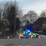 Hull 'house explosion': Man in hospital after 'house explodes' on busy residential road leaving 'three firefighters with minor injuries'
