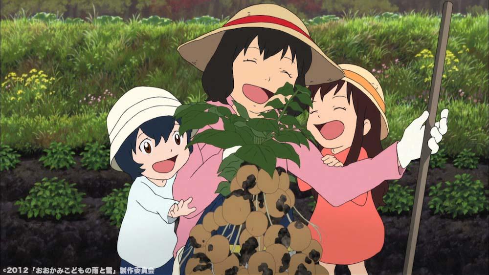 """24日の金曜ロードSHOW!は、「バケモノの子」「サマーウォーズ」の細田守監督が、""""おおかみこども""""を育てる母と、その子"""