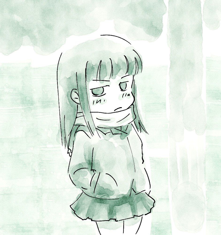 デフォルメ神林 #ド嬢