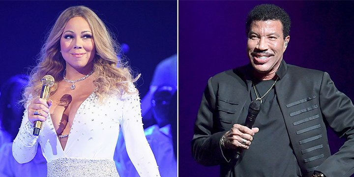 Lionel Richie and Mariah Carey announce rescheduled tour dates