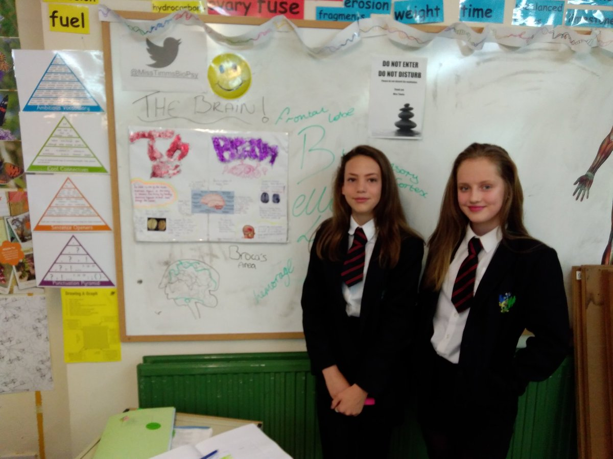 test Twitter Media - Thank you Y8 girls for letting me come to see your work at the Science fair today.#CCCwomeninscience https://t.co/eTs2b6A2kH