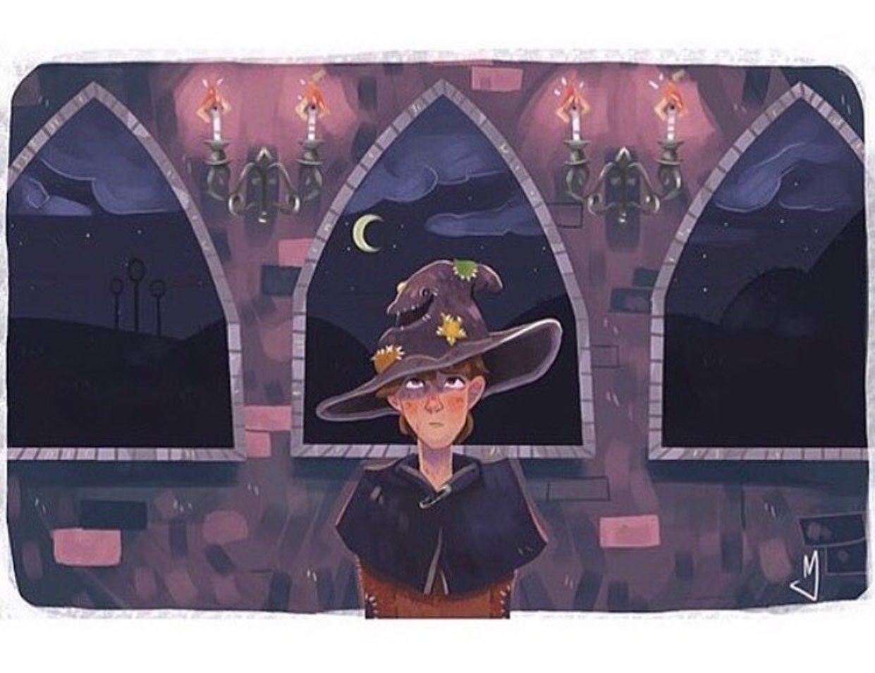 Happy birthday to the only Marauder with any common sense!!
